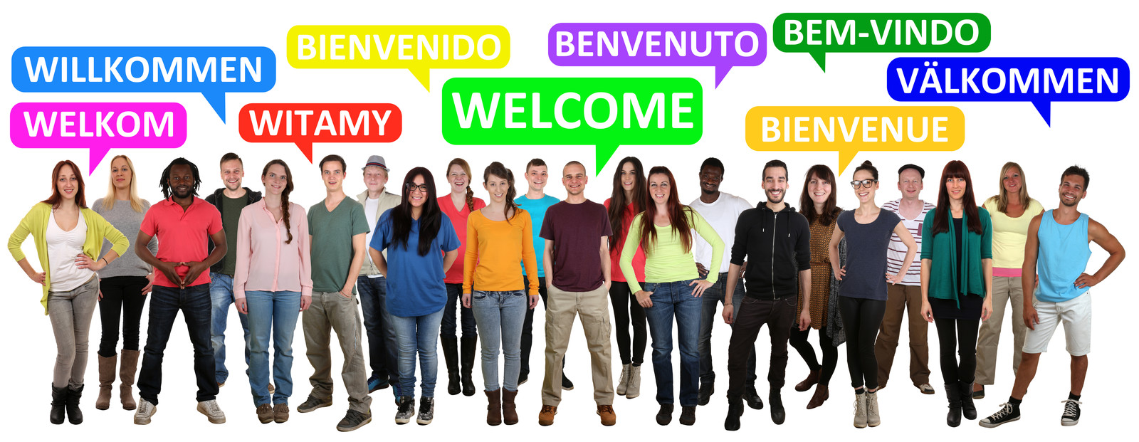Welcome – Canstock photo 28881463