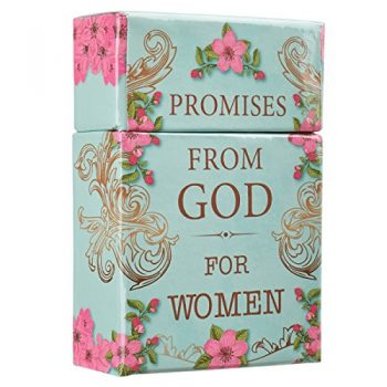 """Promises From God For Women"" Cards – A Box Of Blessings"