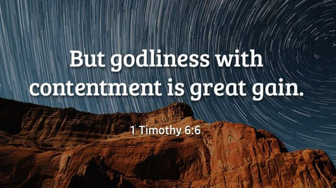 Godliness With Content Is Great Gain 103118 – Img192